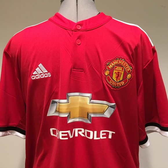 8743358a480 adidas Shirts | Mens Manchester United Soccer Jersey | Poshmark
